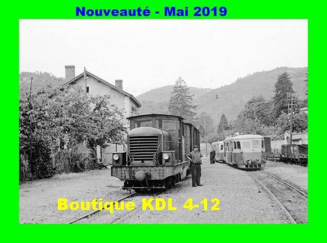 AL - Lot de 24 cartes postales modernes ferroviaires - Région 5 - Sud Est - Série 5/2019