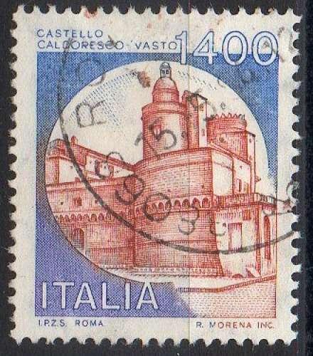 Série courante - Château Caldoresco-Vasto