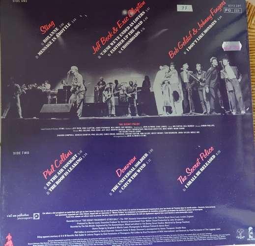 France 1982 Amnesty International present The Secret Policeman's Concert  Island 6313 297  PG 223