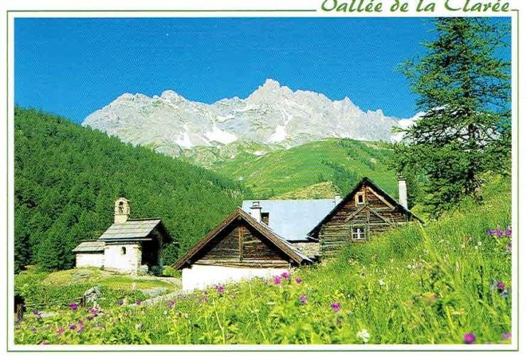 Vallée de la CLARÉE - Chapelle de Fontcouverte