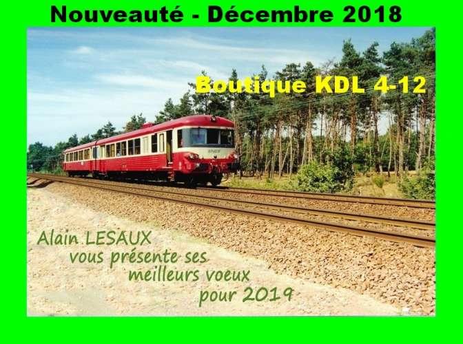 AL 559 - Autorail Caravelle vers GIEVRES - Loir et Cher - SNCF