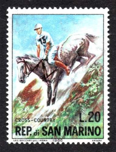 SAINT-MARIN 1966 N° 661 * * Neuf. Réf. 16065