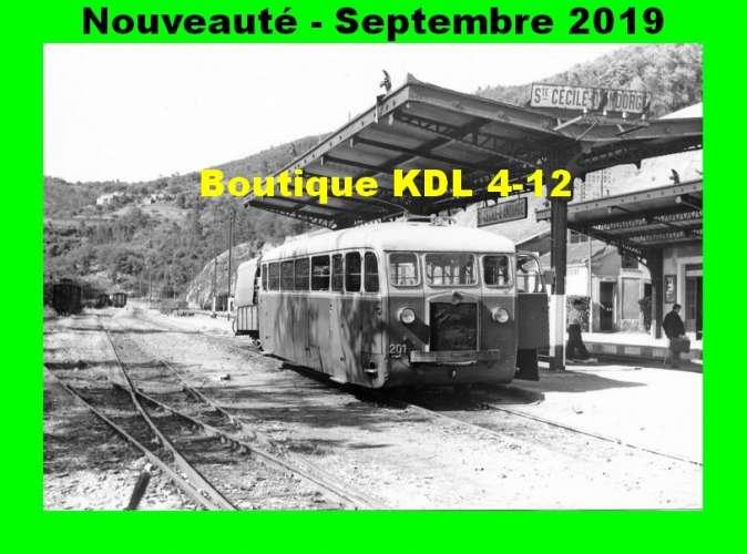 AL - Lot de 29 cartes postales modernes ferroviaires - Région 5 - Sud Est - Série 9/2019