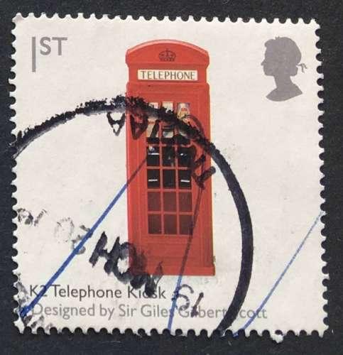 GB 2009 Design classics Telephone Kiosk YT 3085