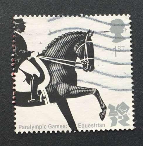 GB 2009 Olympics Equestrian YT 3205