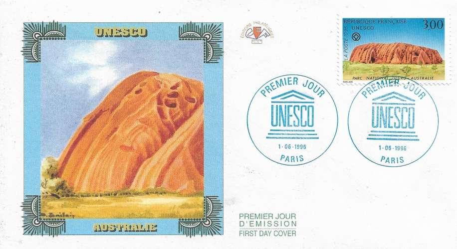 France Service N° 114  FDC Australie