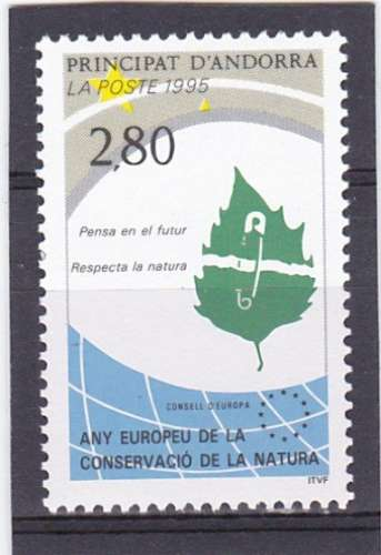 ANDORRE YT N°454 neuf**