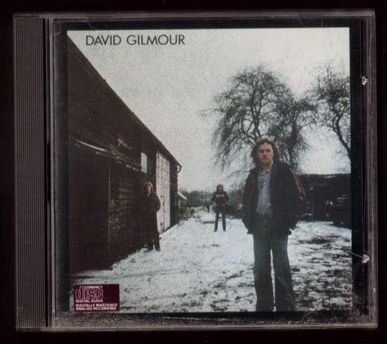 1978  uk CD Album Reissue David Gilmour - David Gilmour Colombia CK 35388