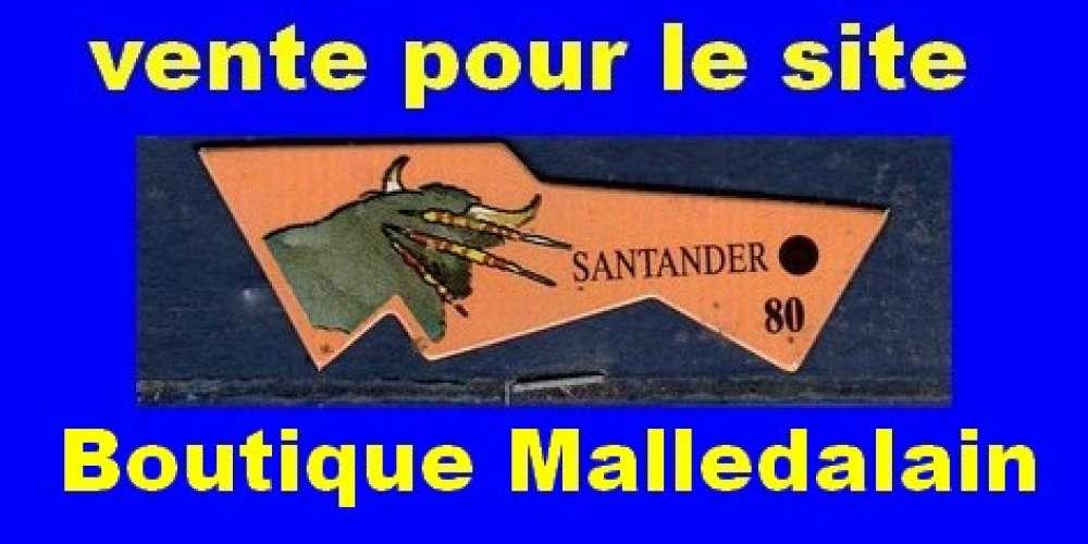 MCA 77 - Magnet le Gaulois - Espagne - Santander n° 80