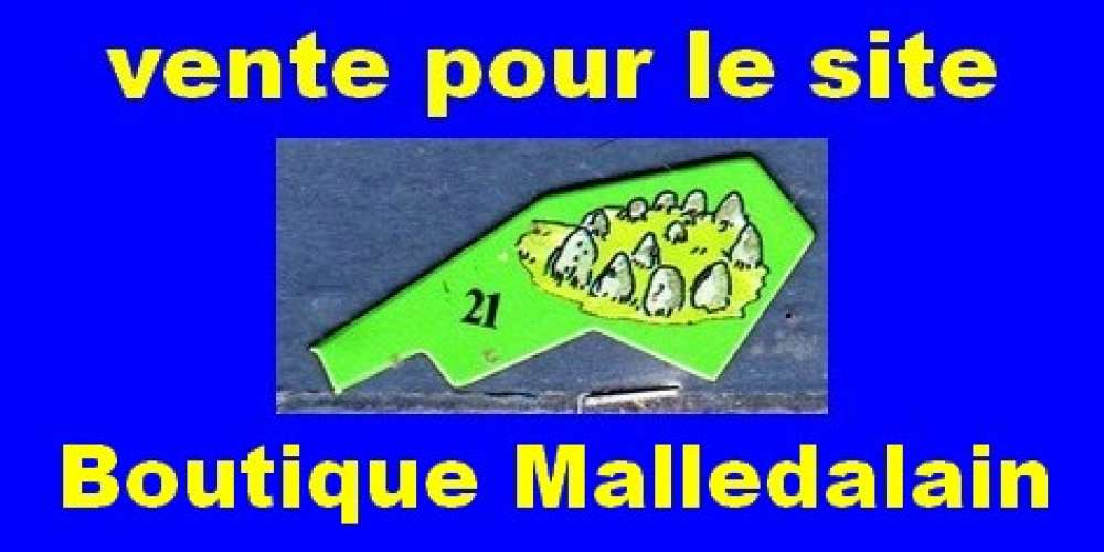 MCA 75 - Magnet le Gaulois - sans nom n° 21