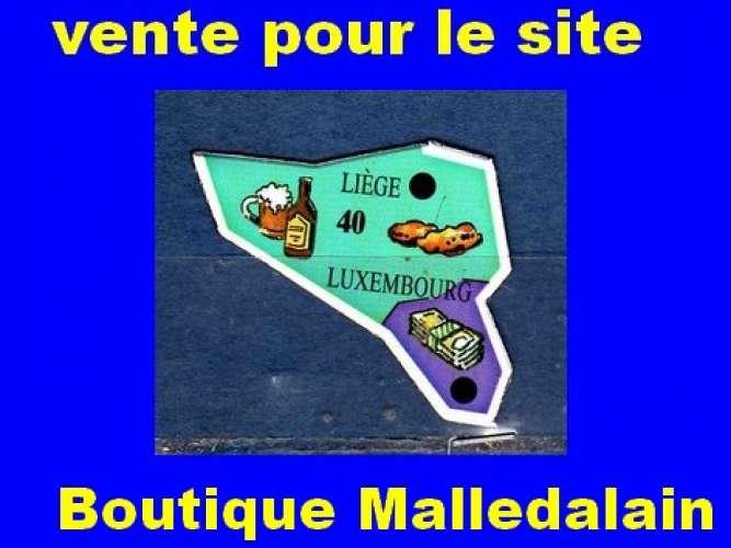 MCA 73 - Magnet le Gaulois - Belgique - Liège n° 40
