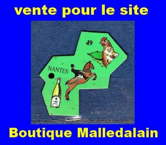 MCA 71 - Magnet le Gaulois - France - Nantes n° 49