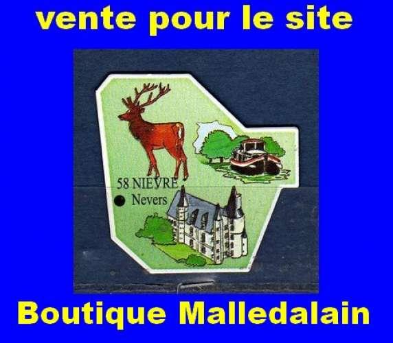 MCA 70 - Magnet le Gaulois - France - Nièvre 58