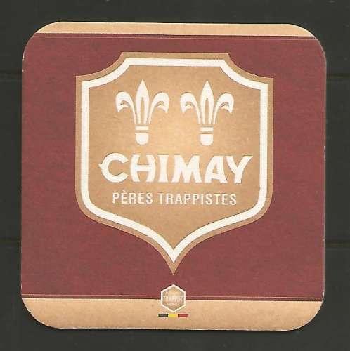 Sous-bock - Belgique - Chimay - Br de Chimay - Neuf **