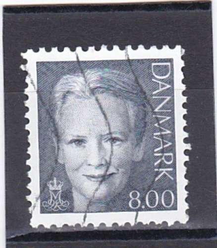 DANEMARK ANNEE 2005  YT N°1421 obli cote 1,50 euros