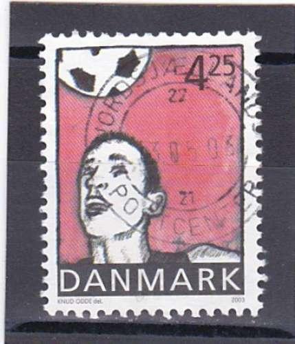 DANEMARK ANNEE 2003  YT N°1334 obli
