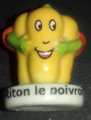 Fèves - Riton le Poivron