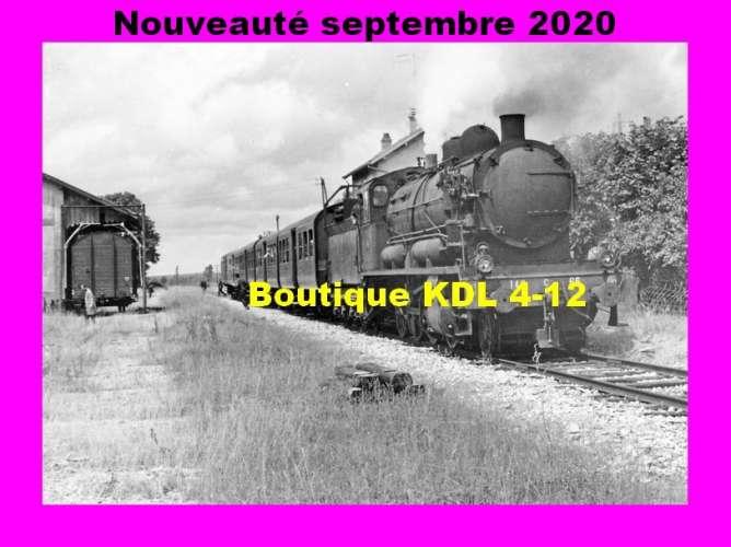 AL - Lot de 14 cartes postales modernes ferroviaires - Région 1 - Est - Série 9/2020