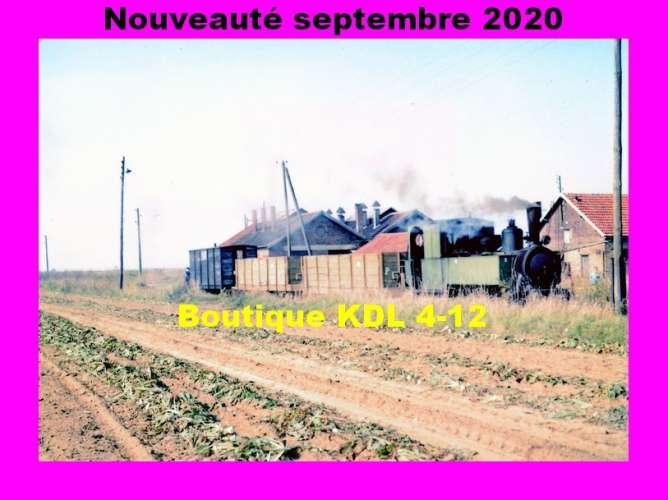 AL - Lot de 15 cartes postales modernes ferroviaires - Région 2 - Nord - Série 9/2020