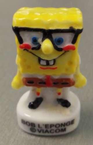 Fève Brillante personnage Bob l'éponge