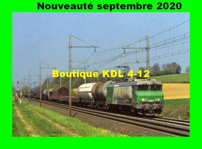 *ACACF 646 à 661 - Lot de 16 cartes postales modernes ferroviaires - Les CC 6500 - CC 21000 - SNCF