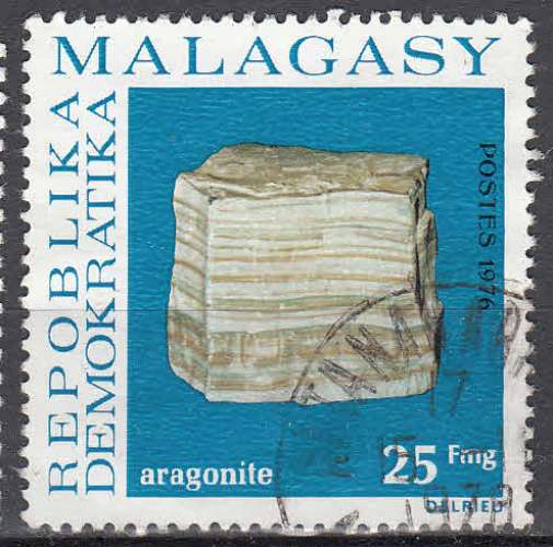 Madagascar 1976  Y&T  590  oblitéré