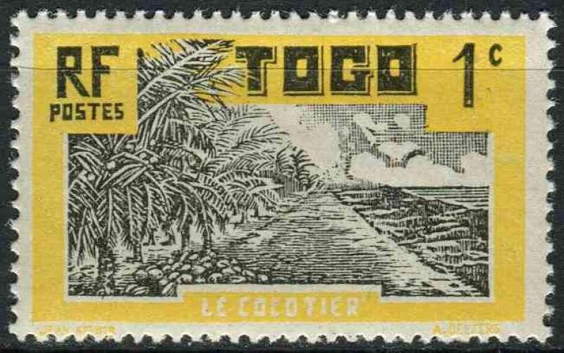 TOGO 1924 NEUF**MNH N° 124
