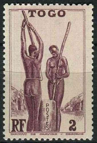 TOGO 1941 NEUF**MNH N° 182