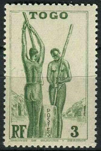 TOGO 1941 NEUF**MNH N° 183