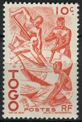 TOGO 1947 NEUF**MNH N° 236