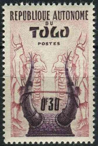 TOGO 1957 NEUF** MNH N° 261