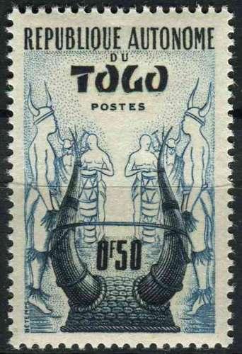TOGO 1957 NEUF** MNH N° 262