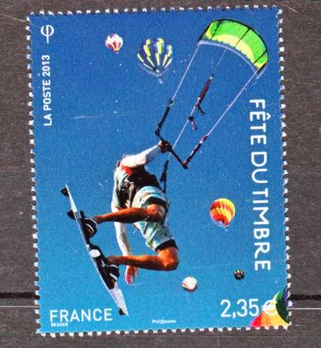 France 4810 2013 Fête du timbre fête de l'air du feuillet neuf TB ** MNH sin charnela faciale 2.35