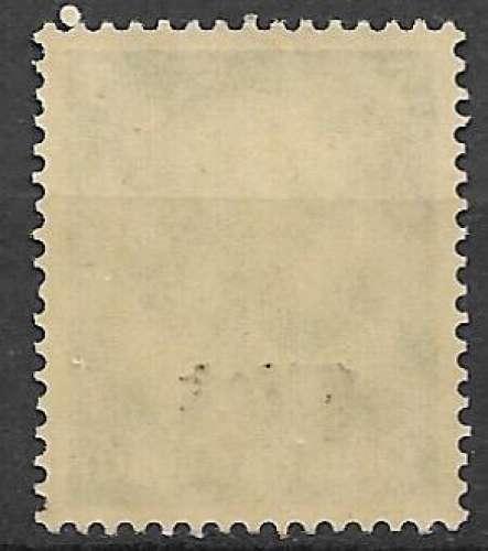 France Alsace Lorraine 1940 Y&T 10 neuf sans charnière (scan dos)
