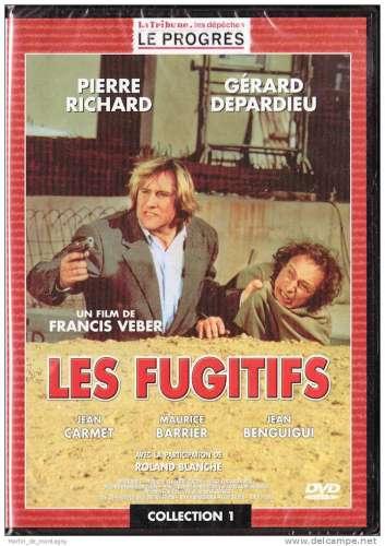 Les Fugitifs, neuf sous blister - collection Le Progrés