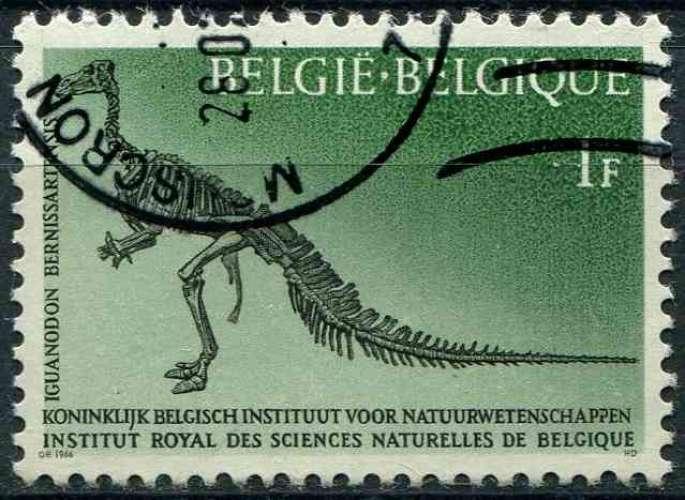 BELGIQUE 1966 OBLITERE N° 1374