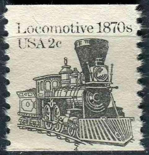 ETATS UNIS 1982 oblitéré N° 1440
