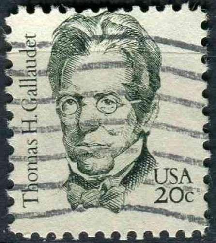ETATS UNIS 1983 oblitéré N° 1482