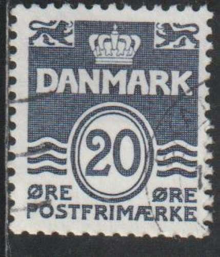 DANEMARK 1974 -  Y&T N° 564