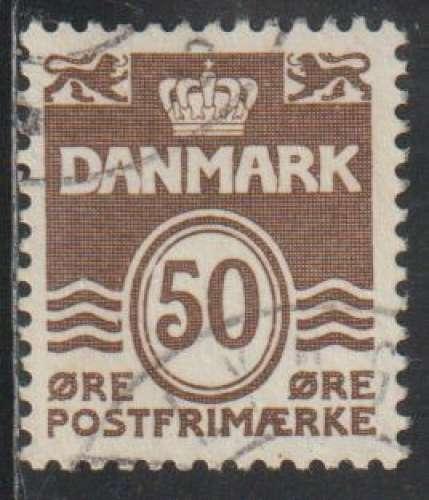 DANEMARK 1974 -  Y&T N° 564A