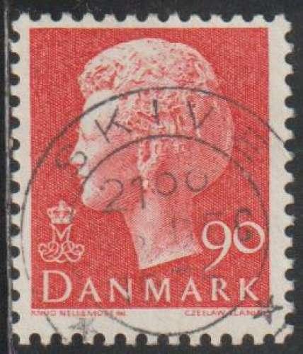 DANEMARK 1974 -  Y&T N° 570
