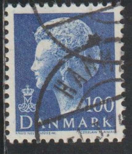 DANEMARK 1974 -  Y&T N° 571