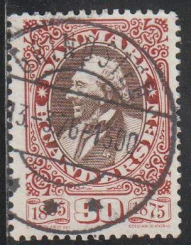 DANEMARK 1975 -  Y&T N° 602