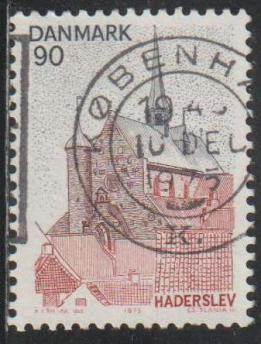 DANEMARK 1975 -  Y&T N° 605