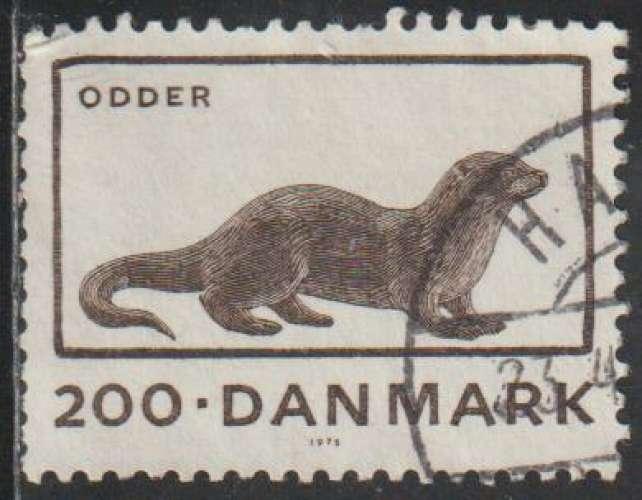 DANEMARK 1975 -  Y&T N° 611