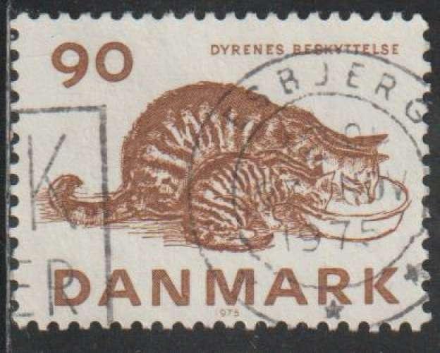 DANEMARK 1975 -  Y&T N° 612