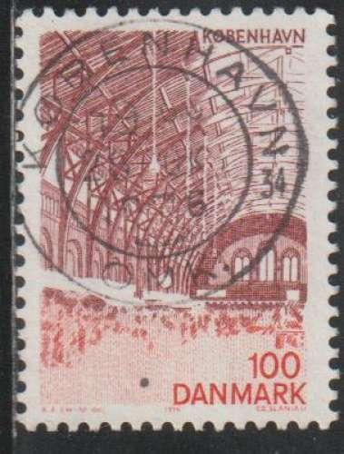 DANEMARK 1976 -  Y&T N° 621