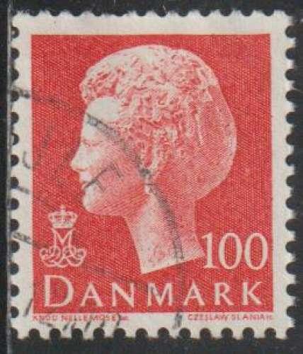 DANEMARK 1976 -  Y&T N° 626a
