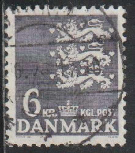 DANEMARK 1976 -  Y&T N° 627