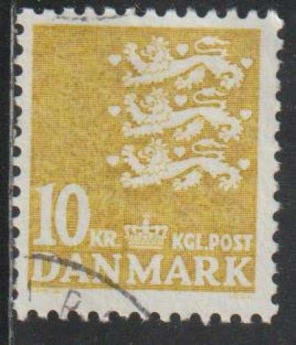 DANEMARK 1976 -  Y&T N° 628